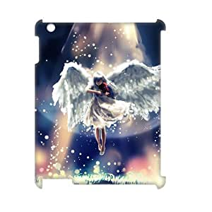 ALICASE Diy Cover Custom Case Fantasy Angel For IPad 2,3,4 [Pattern-1]