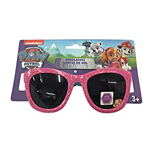 Paw Patrol Girls Pink Paws Sunglasses 100% UVA & UVB Protection