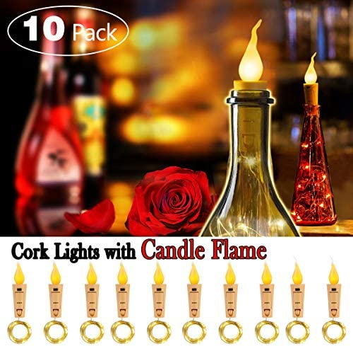 SUPERNIGHT Wine Bottle Lights Cork product image