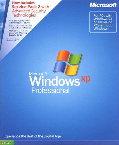 Windows XP Professional 英語版 SP2 B000BFFD8I Parent