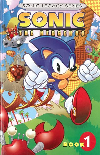 Sonic the Hedgehog #1 Giveaway