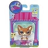 Littlest Pet Shop Corgi Pet Dog #3567