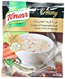 #5: Knorr Cream Of Vegetable Soup (6X79Gm)