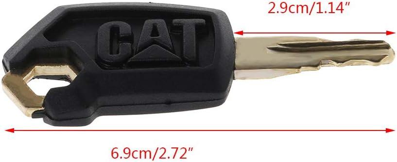 Cat MIKI-Z Cl/é de bouteur de Chargeur dallumage d/équipement Lourd 1Pc 5P8500 pour Caterpillar