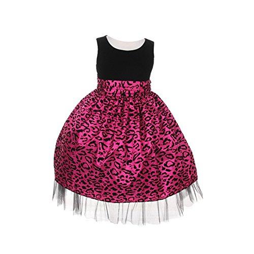 cheetah babydoll dress - 7