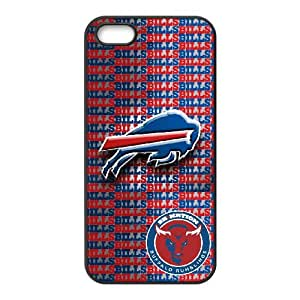 Buffalo Bills Team Logo iPhone 4 4s Cell Phone Case Black persent zhm004_8473226