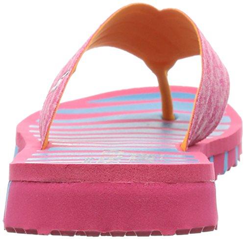 Skechers Go Flex-vitalidad 14258 Sandalias Azul/marino Rojo