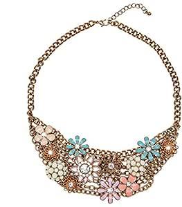 Coquette Women's Flower Necklace