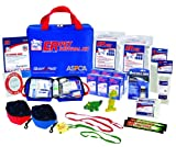 ER Emergency Ready Ultimate Deluxe Pet Survival Kit for Two Dogs, PSKDDK
