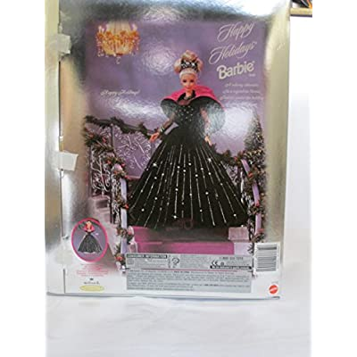 Barbie Happy Holidays Doll Special Edition (1998 Mattel): Toys & Games