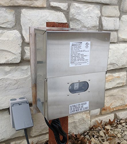 Landscape Lighting 600 Watt Transformer in US - 6