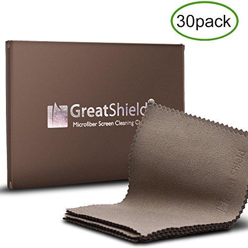 GreatShield Luxury Microfiber Cleaning Cloths 5.5