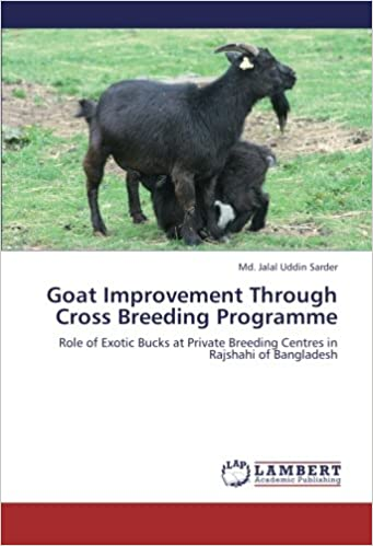 Buy Goat Improvement Through Cross Breeding Programme Book Online at