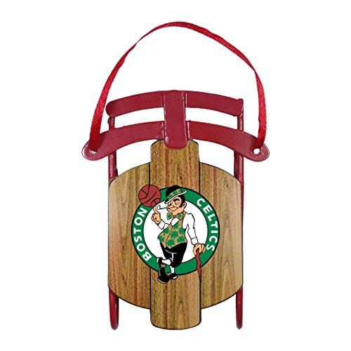 Boston Celtics Metal Sled