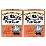 Facial Muscles Ct - Johnson's Foot Soap Quick Dissolving Powder, 4, ct, 2 pk
