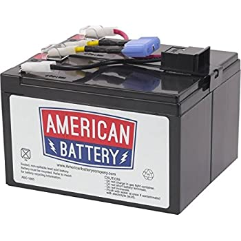 51hMCoNpDFL._SL500_AC_SS350_ amazon com replacement battery for apc smart ups sua750 set of  at edmiracle.co