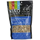 Kind Bar Healthy Grains Clusters: Vanilla Blueberry With Flax Seeds; Each