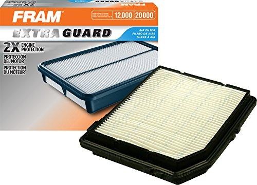 FRAM CA6333 Extra Guard Round Plastisol Air Filter