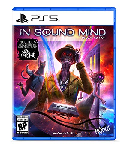 In Sound Mind: Deluxe Edition (PS5) - PlayStation 5