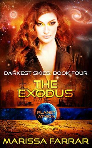 The Exodus by Marissa Farrar