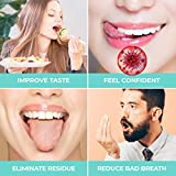 Tongue Scraper (3 Pack), Reduce Bad Breath (Medical Grade), Stainless Steel Tongue Cleaners, 100% BPA Free Metal Tongue Scrapers for Fresher Breath in Seconds