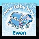 New Baby Boy Ewan