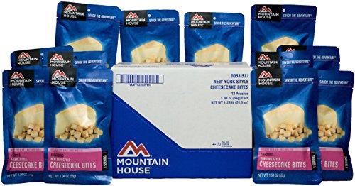 Mountain House New York Style Cheesecake Bites 12-Pack