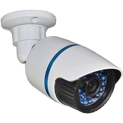 Blanco carcasa para cámara CCTV OSD Menual SONY225 CMOS 1200TVL IR-CUT 8 mm Home