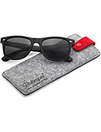 POLARIZED UNISEX 80'S RETRO CLASSIC TRENDY STYLISH...