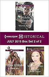 Harlequin Historical July 2015 - Box Set 2 of 2: Warrior of Ice\Running Wolf\A Wager for the Widow