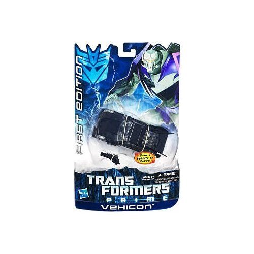 Transformers Prime First Edition Deluxe Action Figure Vehicon toys [ parallel import goods ]
