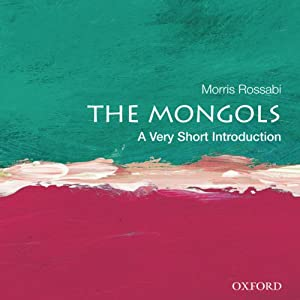 The Mongols: A Very Short Introduction  Audiobook