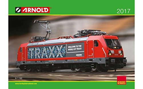 ARNOLD Arnold Hpa2017 2017 Catalogue N 1:160 New -  Hornby Hobbies Ltd