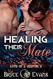 Healing Their Mate (Love of a Shifter Book 2)