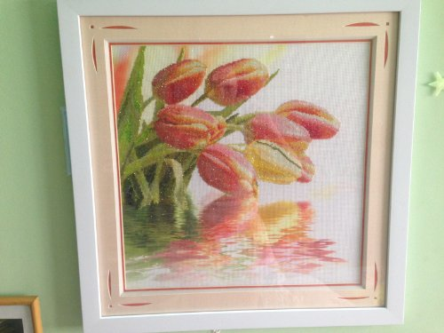 finished-completed-cross-stitch-tulip-flower-for-decoration