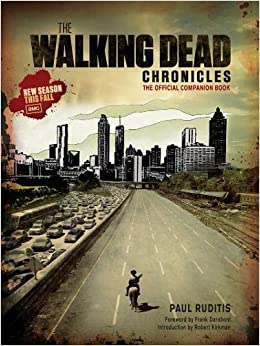 the walking dead chronicles the official companion book