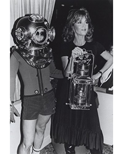 Globe Photos ArtPrints Jane Fonda at Halloween - 8