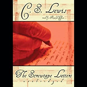 the screwtape letters audible audiobook unabridged