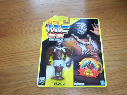 (WWF YELLOW CARD KAMALA)