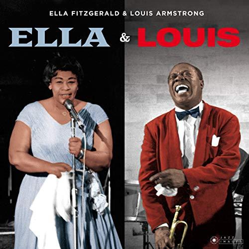 Ella & Louis + 5 Bonus Tracks (24Bit Remaster/Photographs By William Claxton)