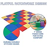 ECR4Kids Softzone Patchwork Toddler Foam Play