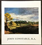 img - for John Constable, R.A. (1776-1837) (an Exhibition Paintings, Drawings, Watercolors, Mezzotints) book / textbook / text book