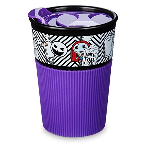 Disney Parks Nightmare Before Christmas Travel Tumbler Mug (Sally Nightmare Before Christmas Tights)