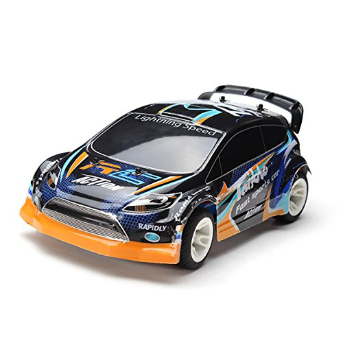 - WLtoys A242 1/24 4WD 2.4G Rally Car 35km/h 7.4V Battery