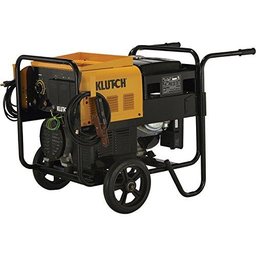 Cheap – Klutch 7500K Welder/Generator – 170 Amp DC Welding Output, 6,000 Watt Auxiliary Power