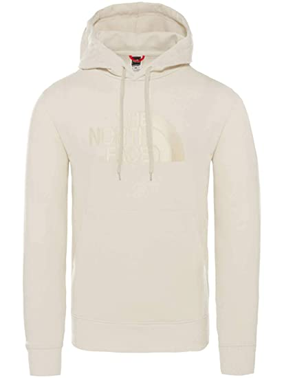 The North Face Light Drew Peak Sudadera Hombre, Vintage White 2XL