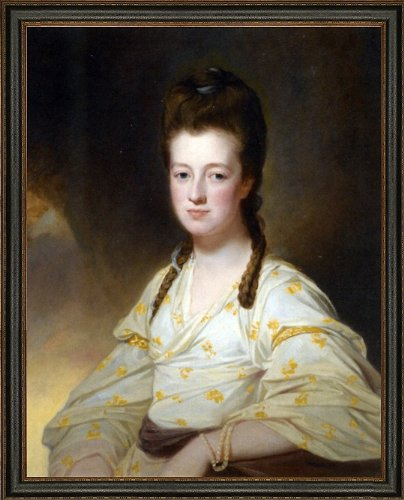George Romney Portrait of a Lady Dorothy Cavendish Wife of William Cavendish Bentinck 3rd Duke of Portland - 20.05
