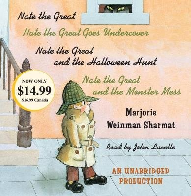 Nate the Great Collected Stories( Volume 1( Nate the Great; Nate the Great Goes Undercover; Nate the Great and the Halloween Hunt; Nate the Great and)[NATE THE GRT COLL STORIES V0 D][UNABRIDGED][Compact Disc]]()
