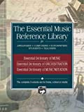 img - for Essential Dictionaries of Music Reference Library book / textbook / text book