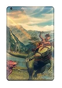 Nora K. Stoddard's Shop 8633998J10898896 premium Phone Case For Ipad Mini 2/ Battle Fantasy Abstract Fantasy Tpu Case Cover